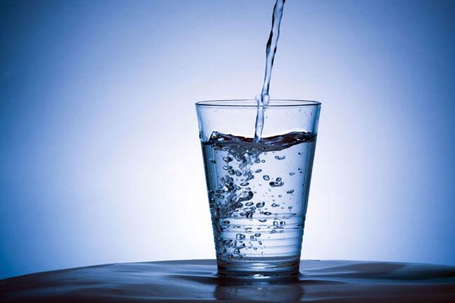 các loại nước uống tinh khiết