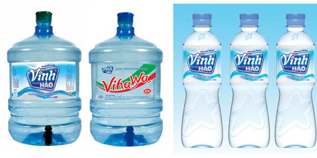 cty nước uống vĩnh hảo